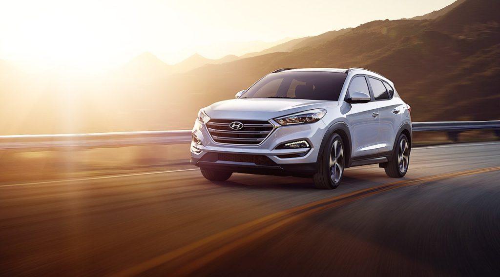 Hyundai Tucson, l'une des meilleures autos familiales à bas prix.