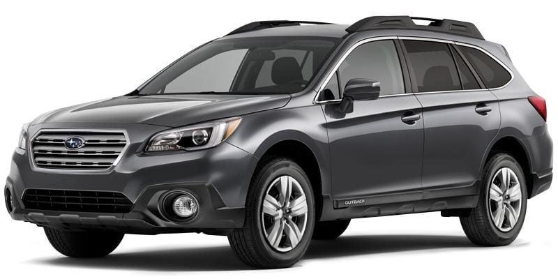 Subaru Outback - Une bonne auto familiale à bas prix
