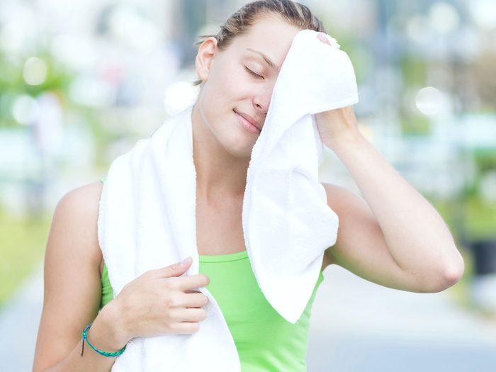 Pour augmenter votre métabolisme, faites des exercices par intervalle.