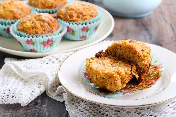 Cette recette de muffins santé cachent des légumes