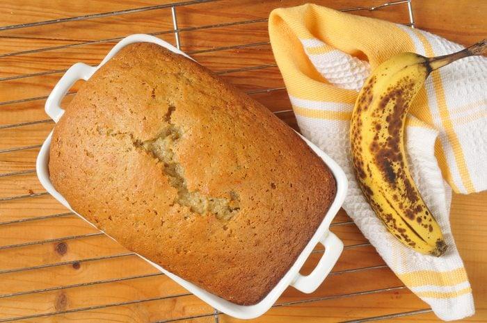Un pain aux bananes santé
