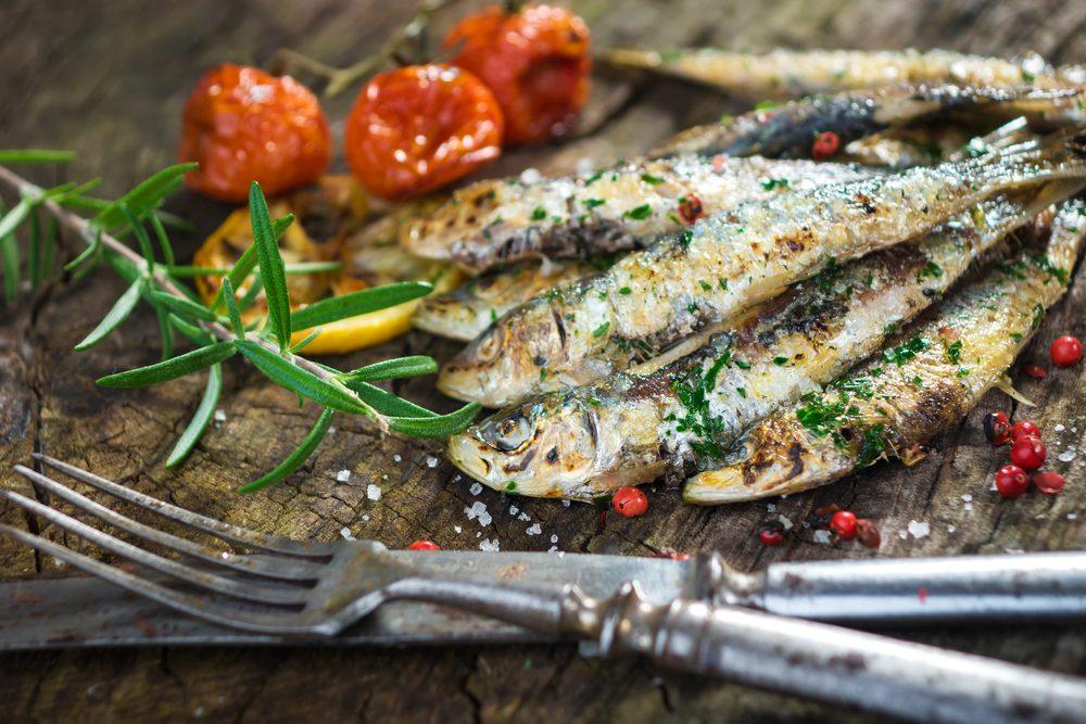 Une recette méditerranéenne de sardines.