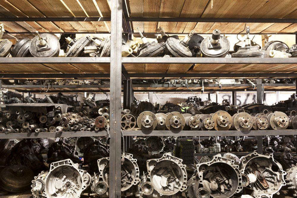 Les entreprises de recyclages de pièces automobiles utiliseront les parties encore fonctionnelles de votre voiture pour garnir leur inventaire