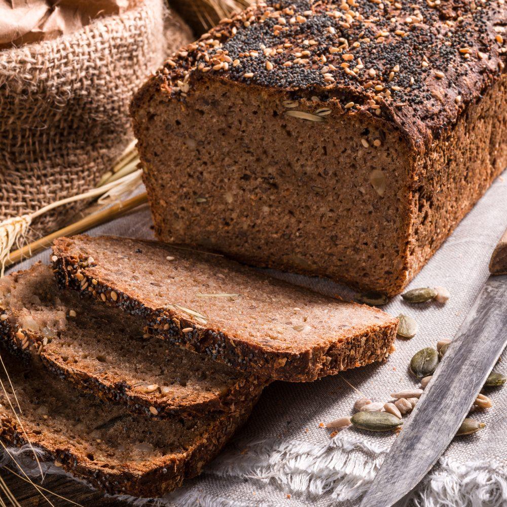 Pour diminuer votre tension artérielle, mangez des grains entiers.