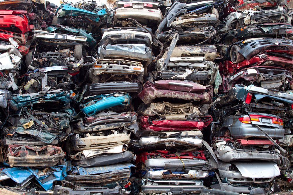 Vous pouvez d'abord vendre votre véhicule vous-même pour le recycler, ce qui s'avère être le recyclage le plus payant