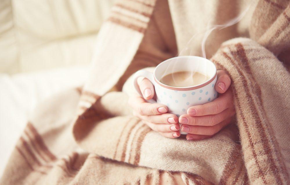 Stimulez votre système immunitaire, restez bien au chaud.