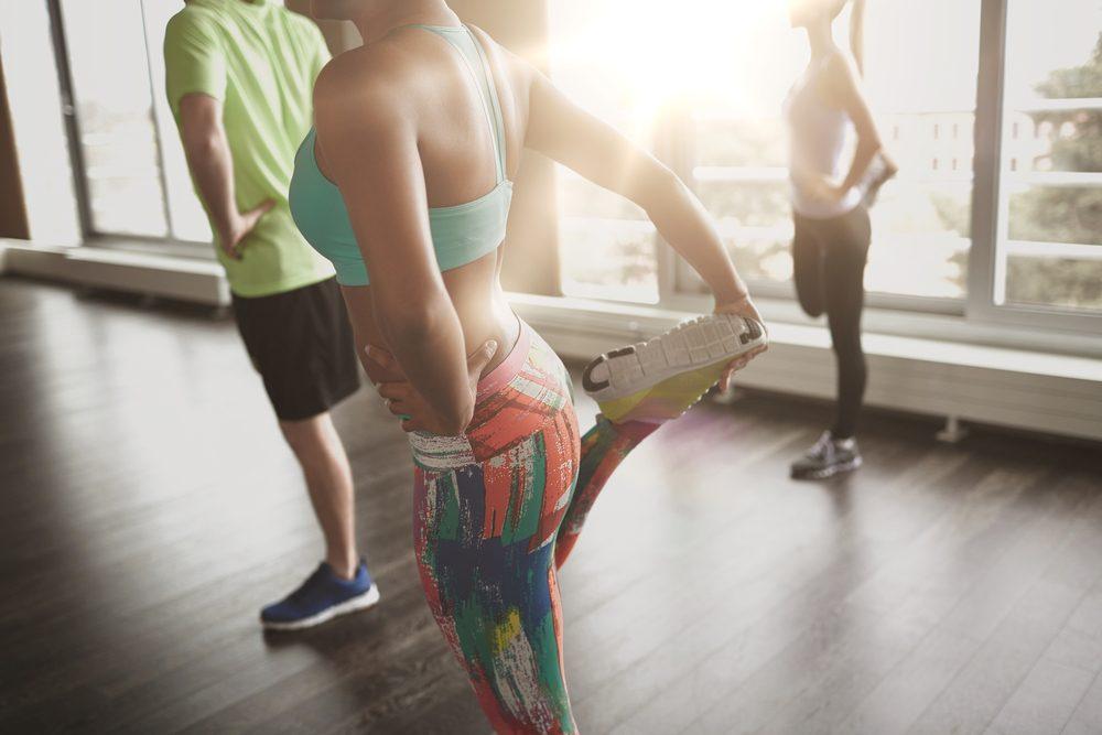Pour renforcer votre système immunitaire, faites du sport.