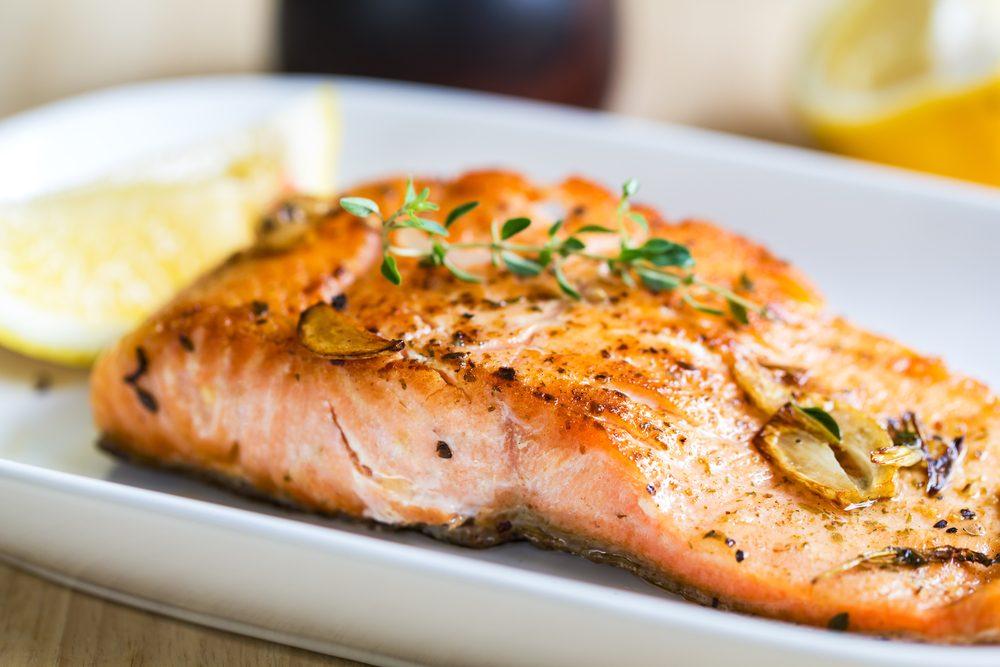 Stimulez votre système immunitaire, mangez des bons gras.