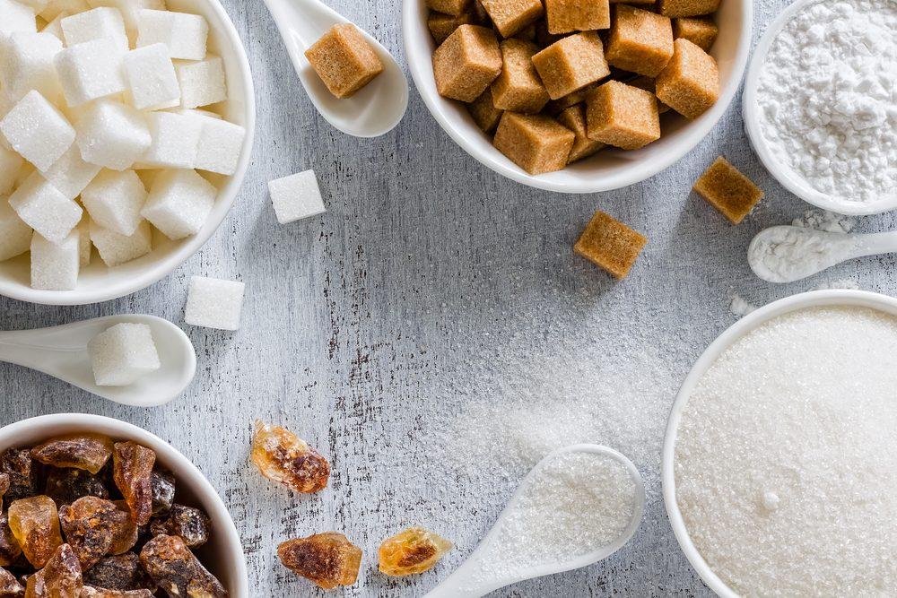 Stimulez votre système immunitaire, évitez de manger trop de sucre.