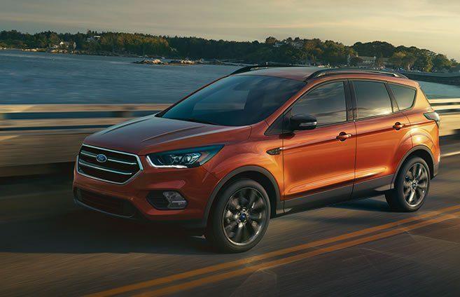 Ford Escape, une voiture familiale à prix très raisonnable.
