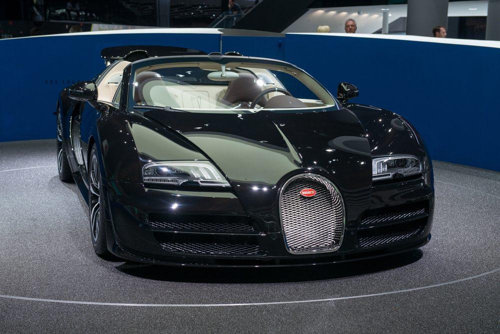 Les voitures les plus chères au Canada.