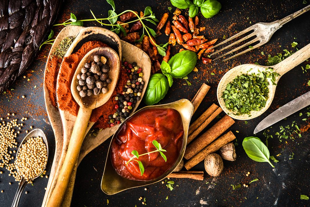 épices-perdre du poids-maigrir-alimentation