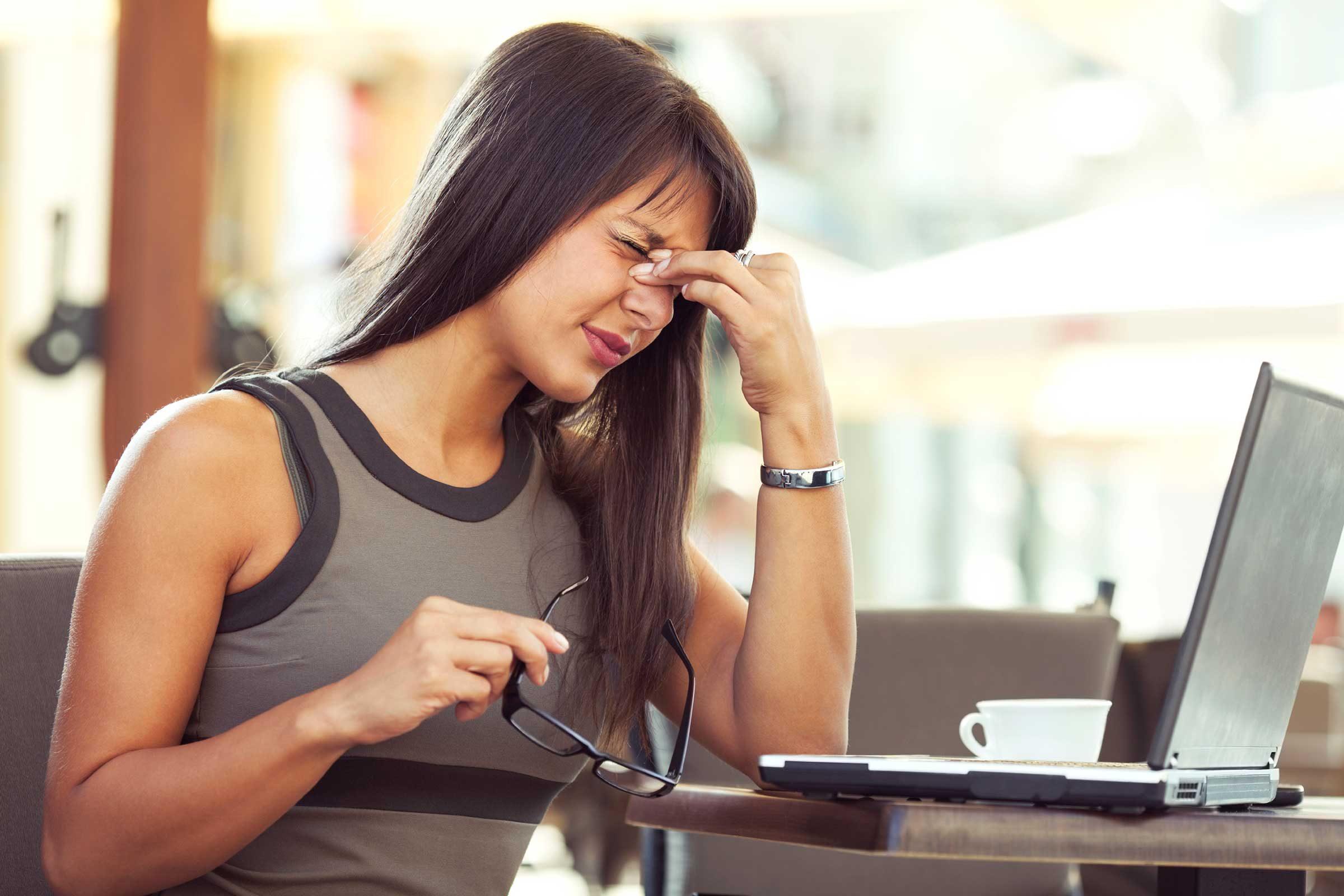 Mal de tête-stress-symptôme-santé-vivre sainement