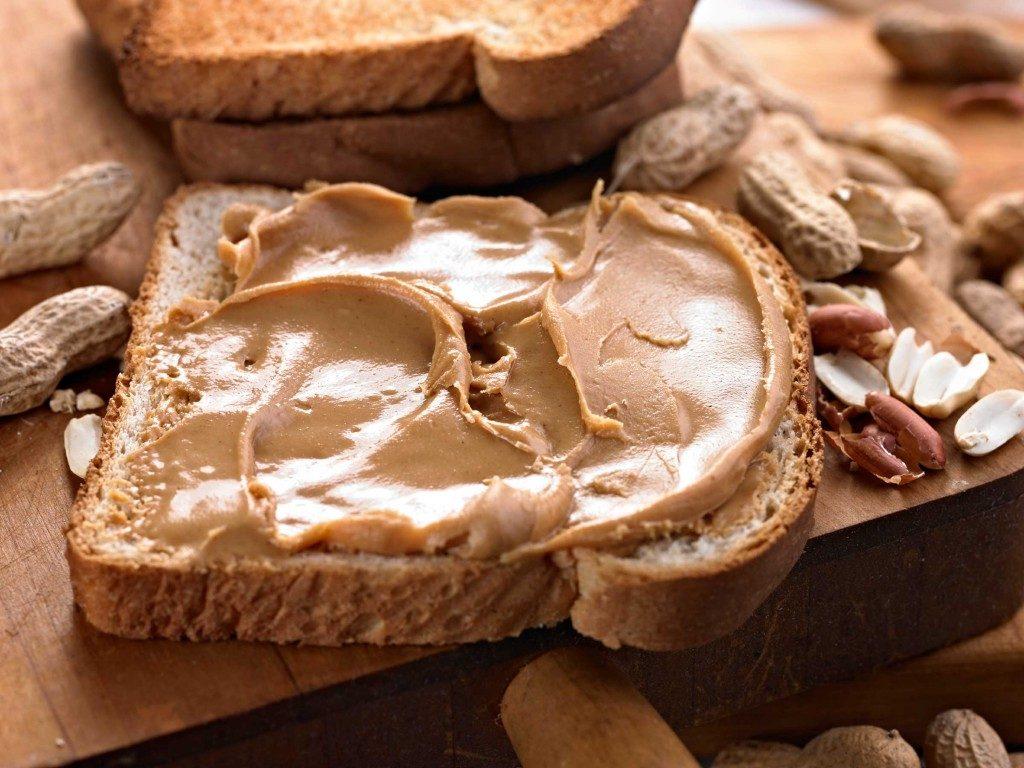 Du beurre d'arachides pour maigrir.