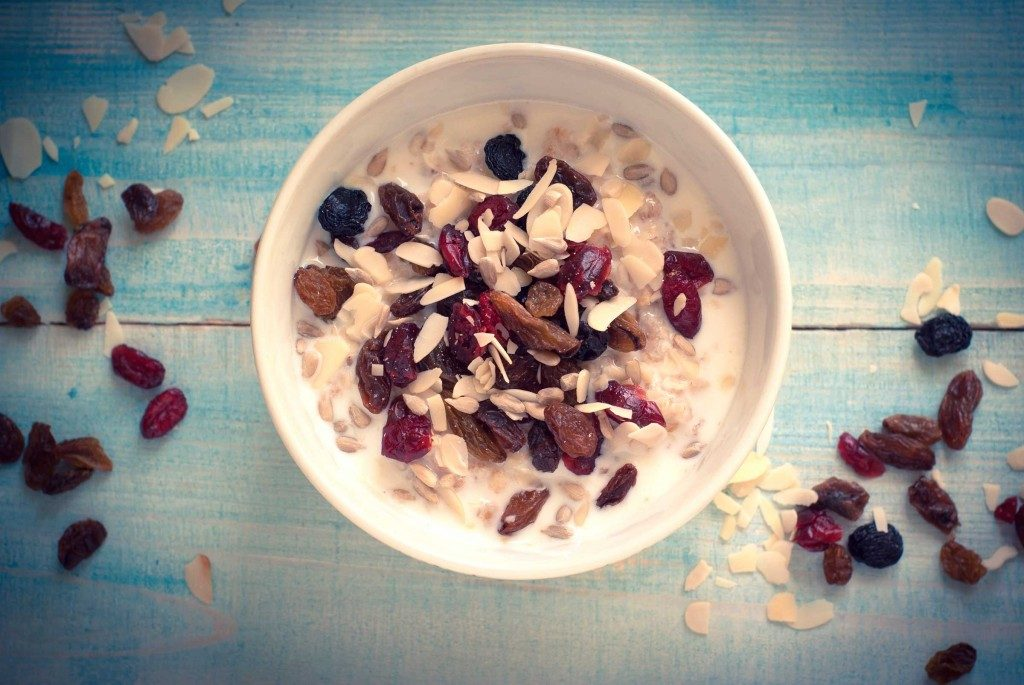 Évitez les barres granolas pour perdre du poids.