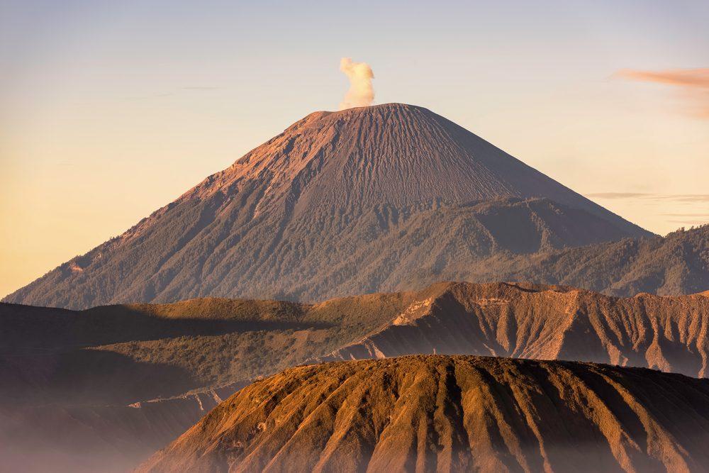 Le Mont Bromo en Indonésie