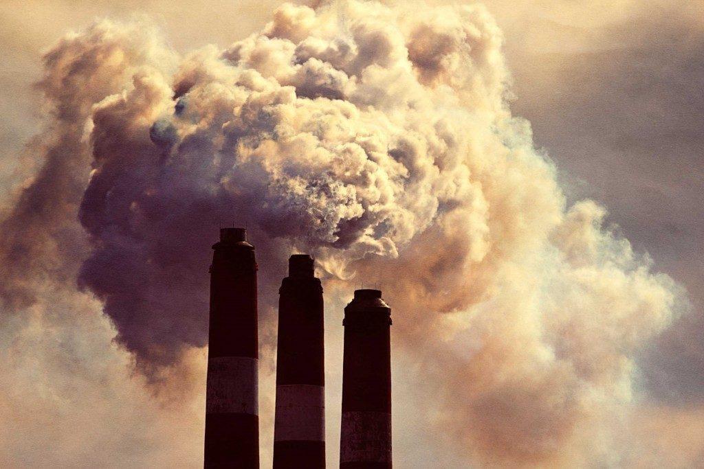 Grisonnement-cheveux-pollution