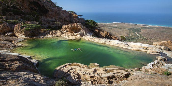 L'archipel de Socotra au Yémen