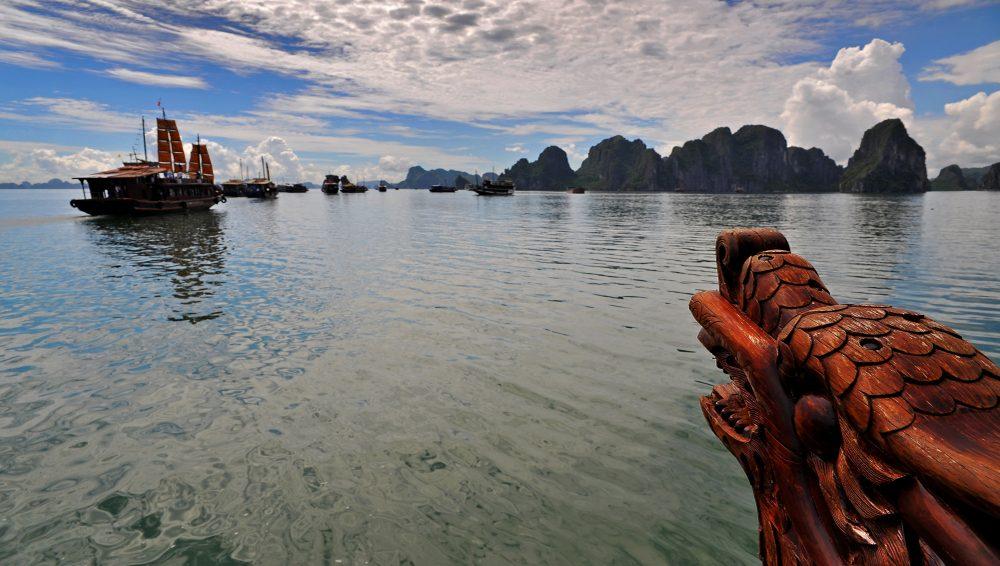 La baie de H long Vietnam