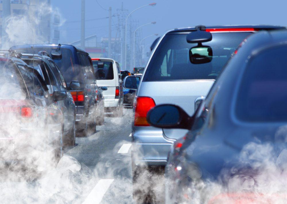 Windsor, une ville canadienne polluée.