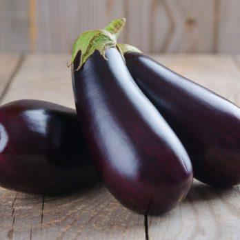 L'aubergine: bienfaits et vertus d'un légume méconnu