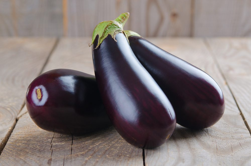 Aubergine: bienfaits et vertus d'un légume santé.