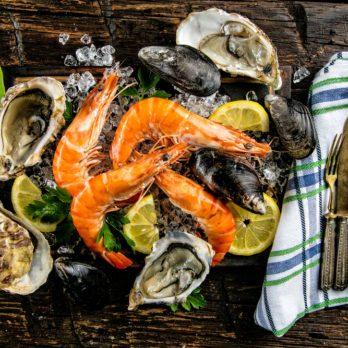 Nutrition: Les bienfaits des fruits de mer sur la santé