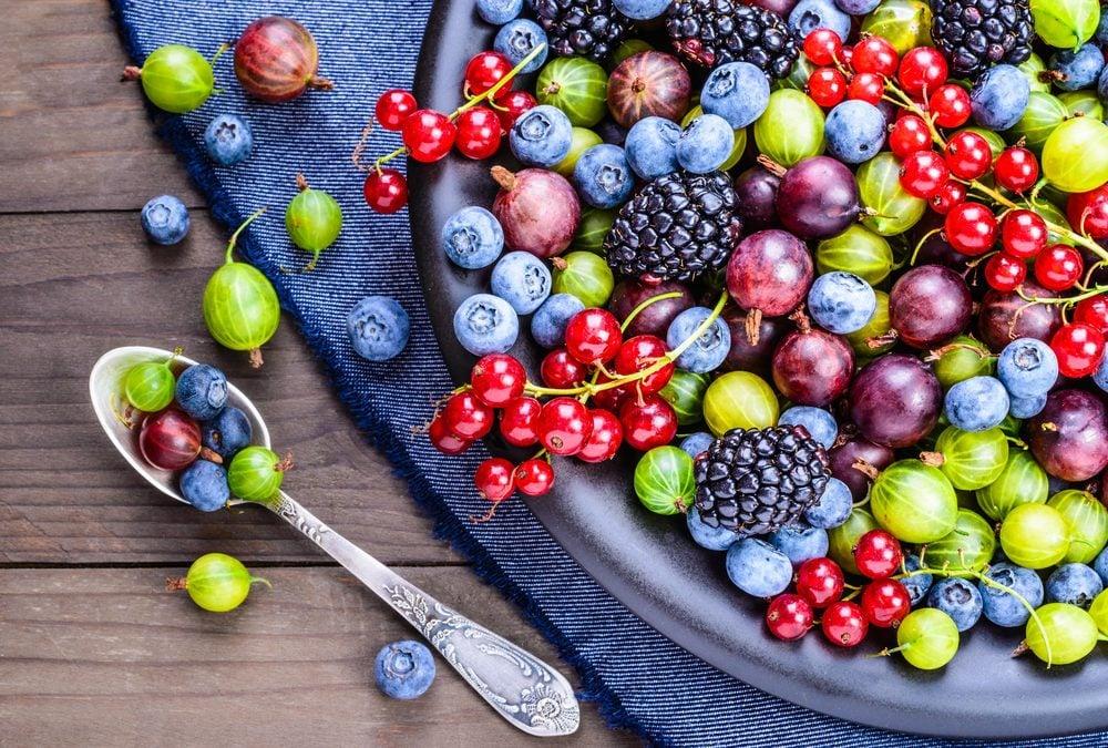Baies: Les bienfaits et vertus des petits fruits sur votre santé