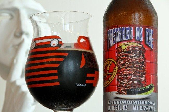 Bière au pastrami