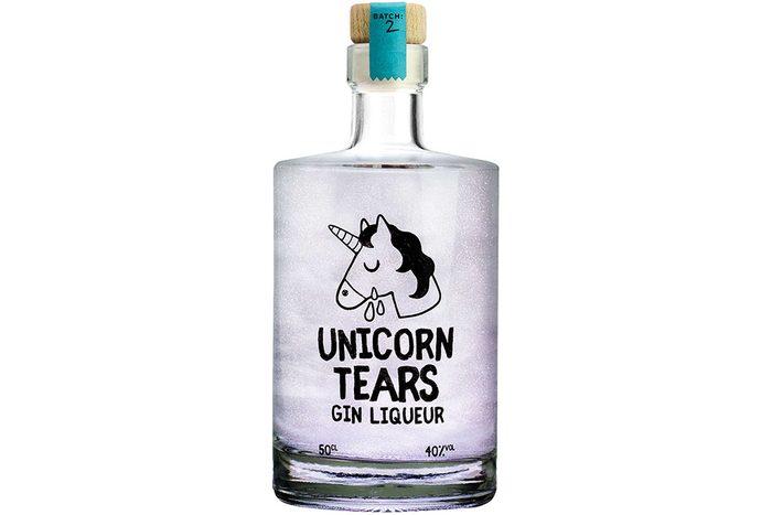 Gin aux larmes de licornes.