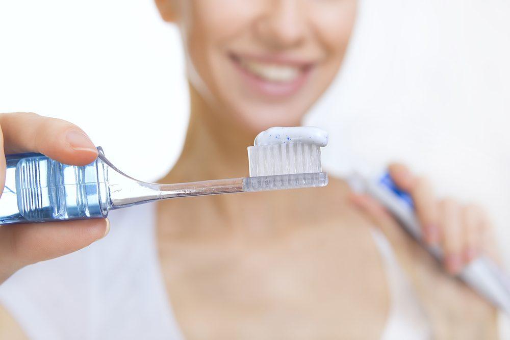 brosser les dents-perdre du poids-maigrir-alimentation