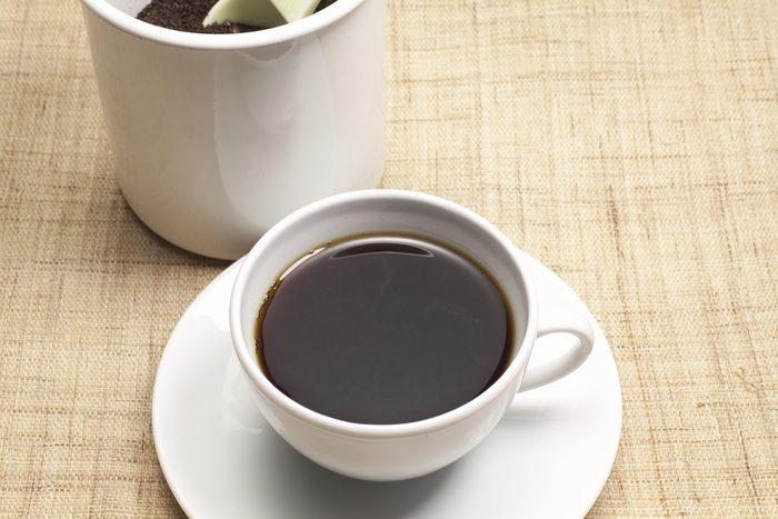 Le café peut affecter votre sueur.