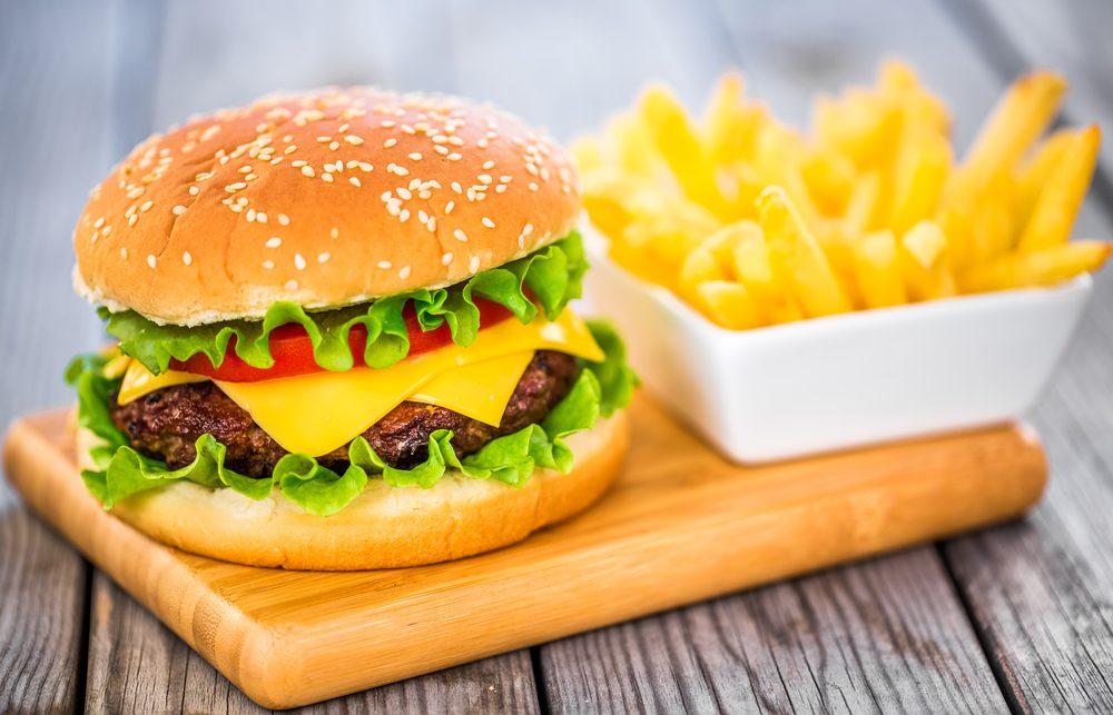 Il est possible de bien manger dans un restaurant santé.