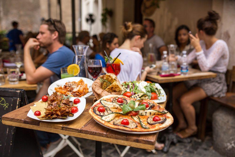 Pour bien manger au restaurant italien