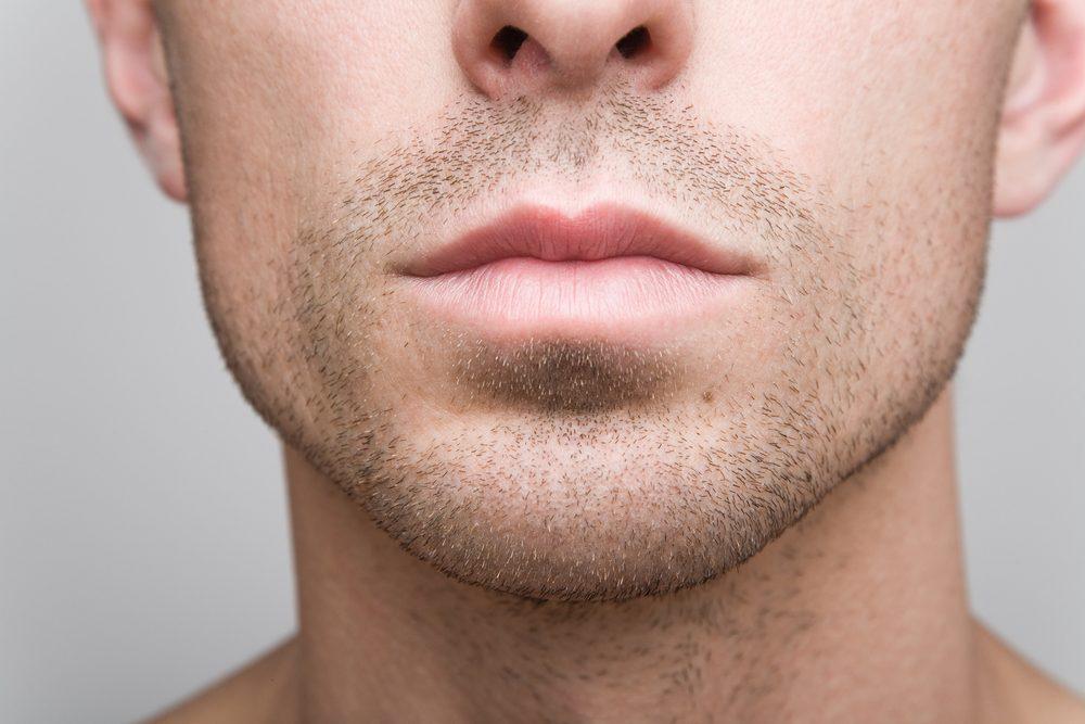 douleur à la bouche-cancer-homme-symptôme-santé