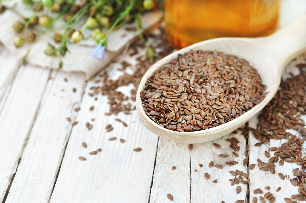 Graines de lin 10 puissants bienfaits et vertus sant des - Colorant pour huile de lin ...