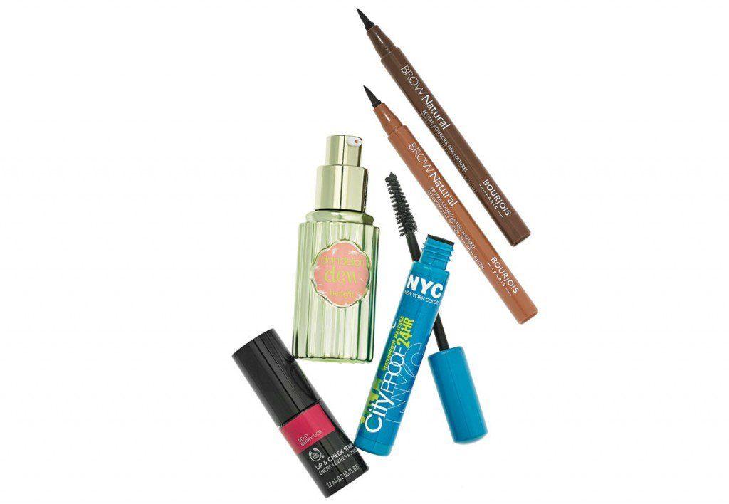 Sport et gym: les meilleurs trucs et produits de maquillage.