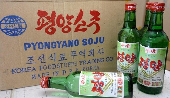 Koryo l'alcool qui ne donne pas de gueule de bois.