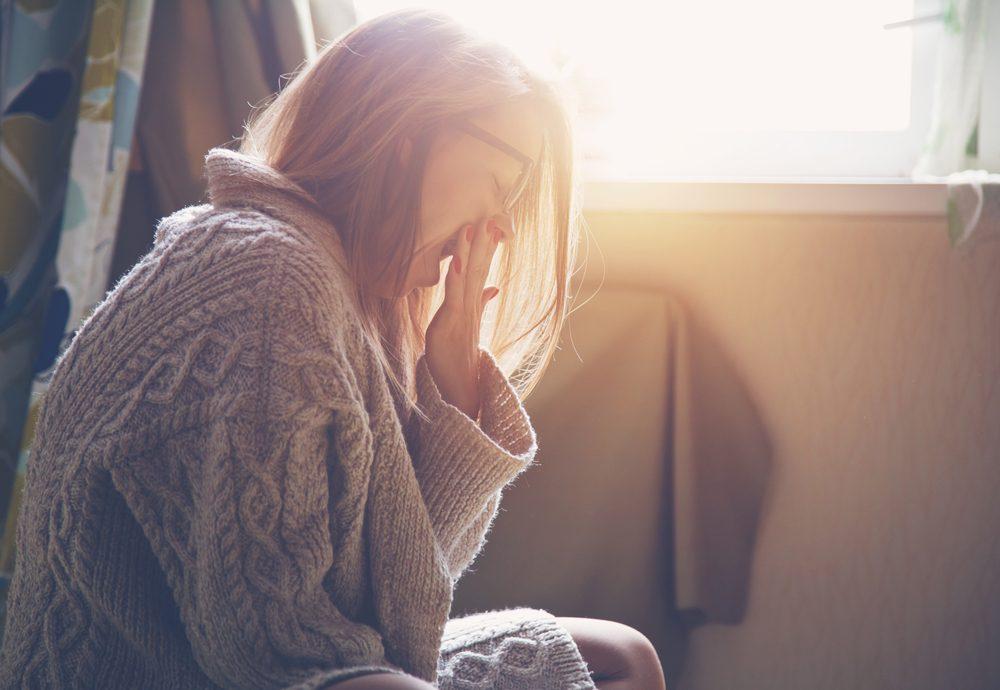 Manquer de sommeil ou ne pas dormir suffisamment, l'une des pires habitudes pour votre santé.