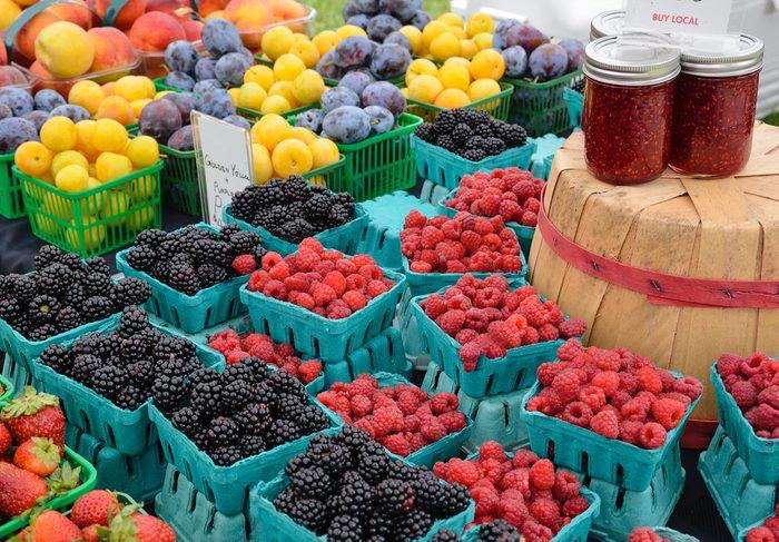 En achetant des marchés publics, vous encouragez la relève du domaine agricole.