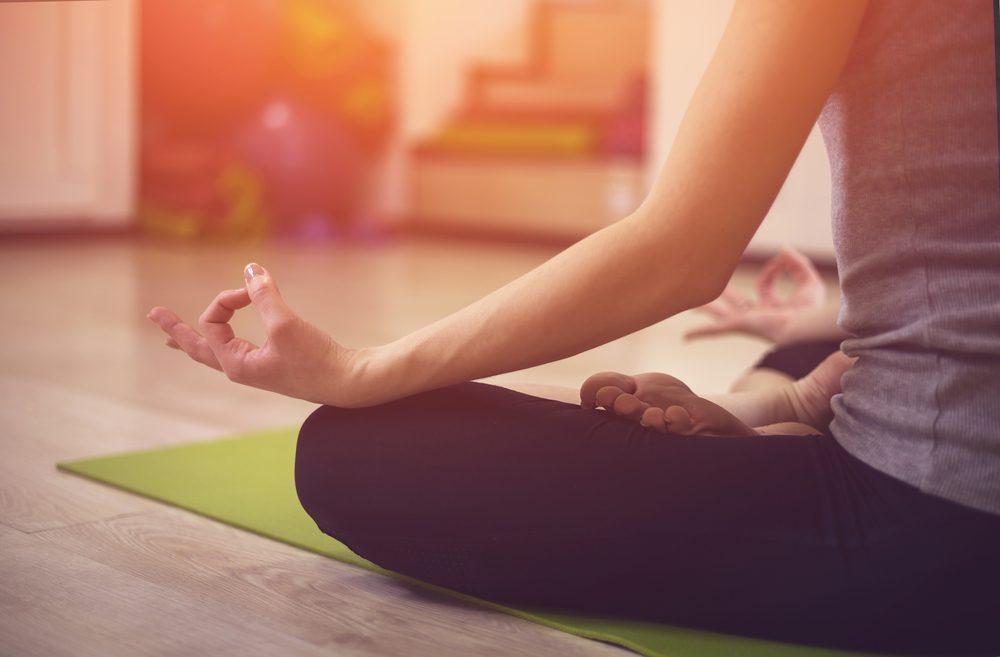La méditation pour augmenter son niveau d'énergie et prendre conscience de son alimentation.
