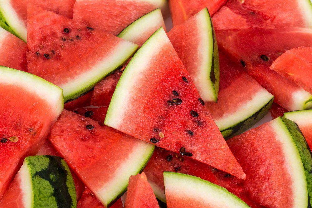 Le melon, bon pour la santé et rafraichissant