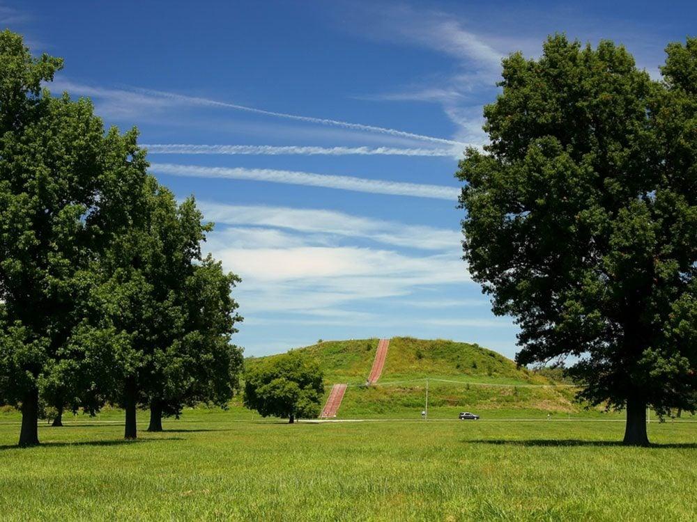 Monuments mystérieux: la cité amérindienne Cahokia.