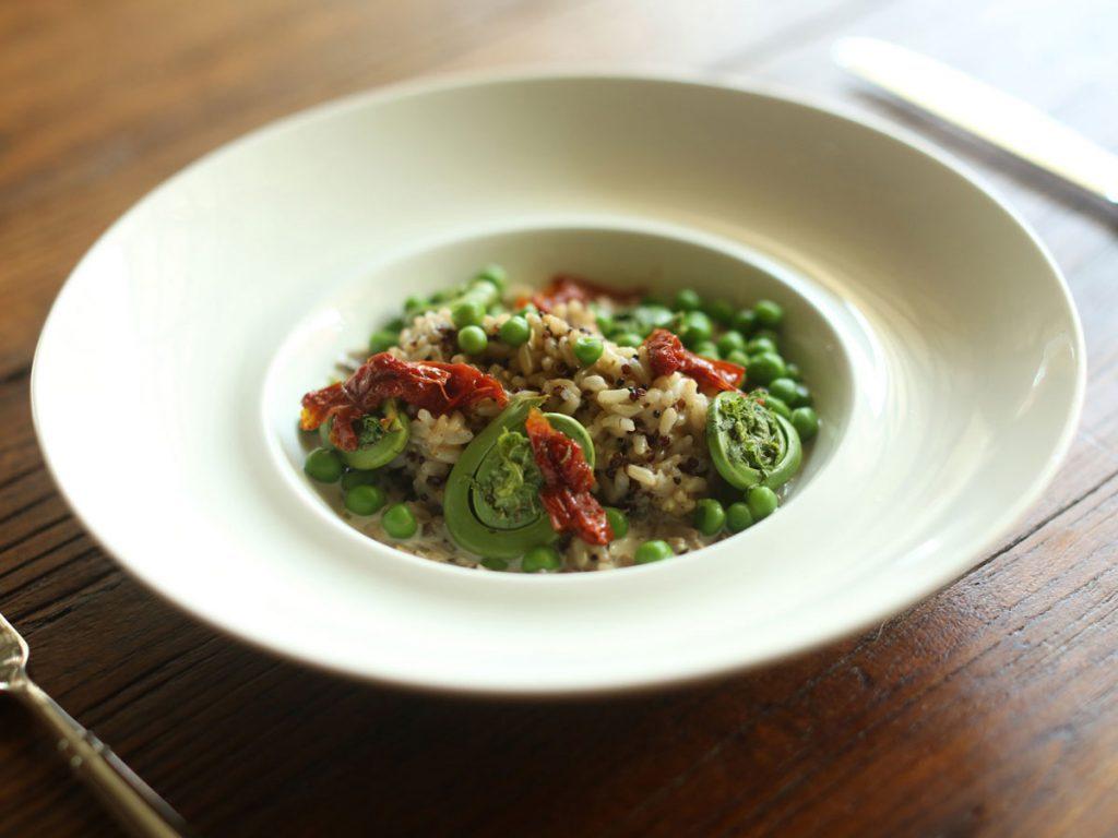 Recette de quinoa