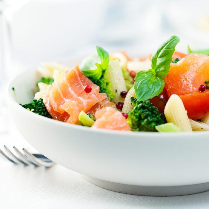 Les repas riches en protéines et en fibres pour faire le plein d'énergie.