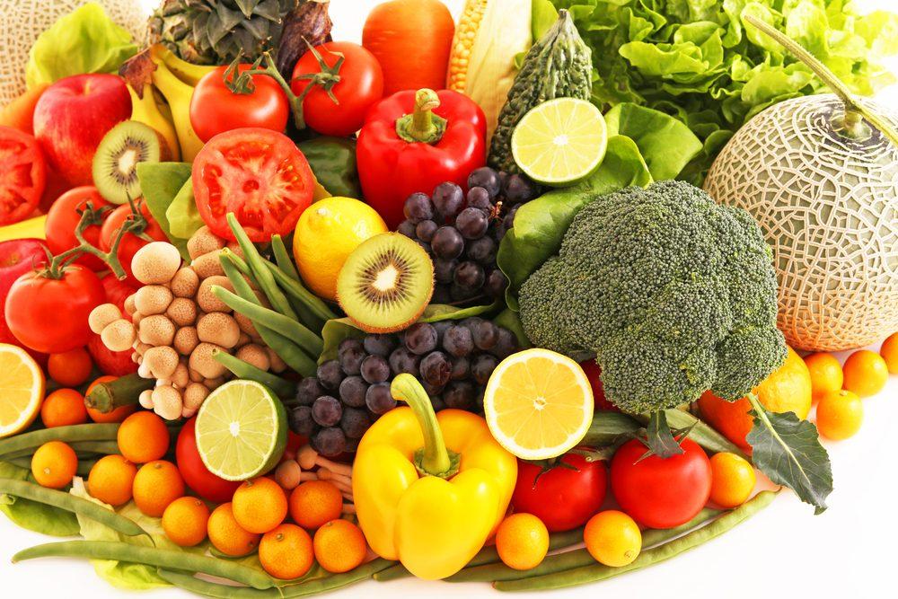 eau-fruits et légumes-maigrir-alimentation