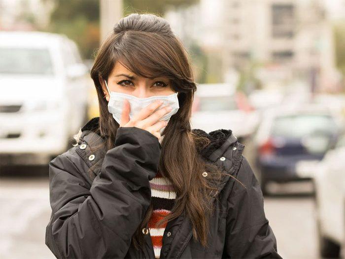 Regina est l'une des villes les plus polluées du Canada.