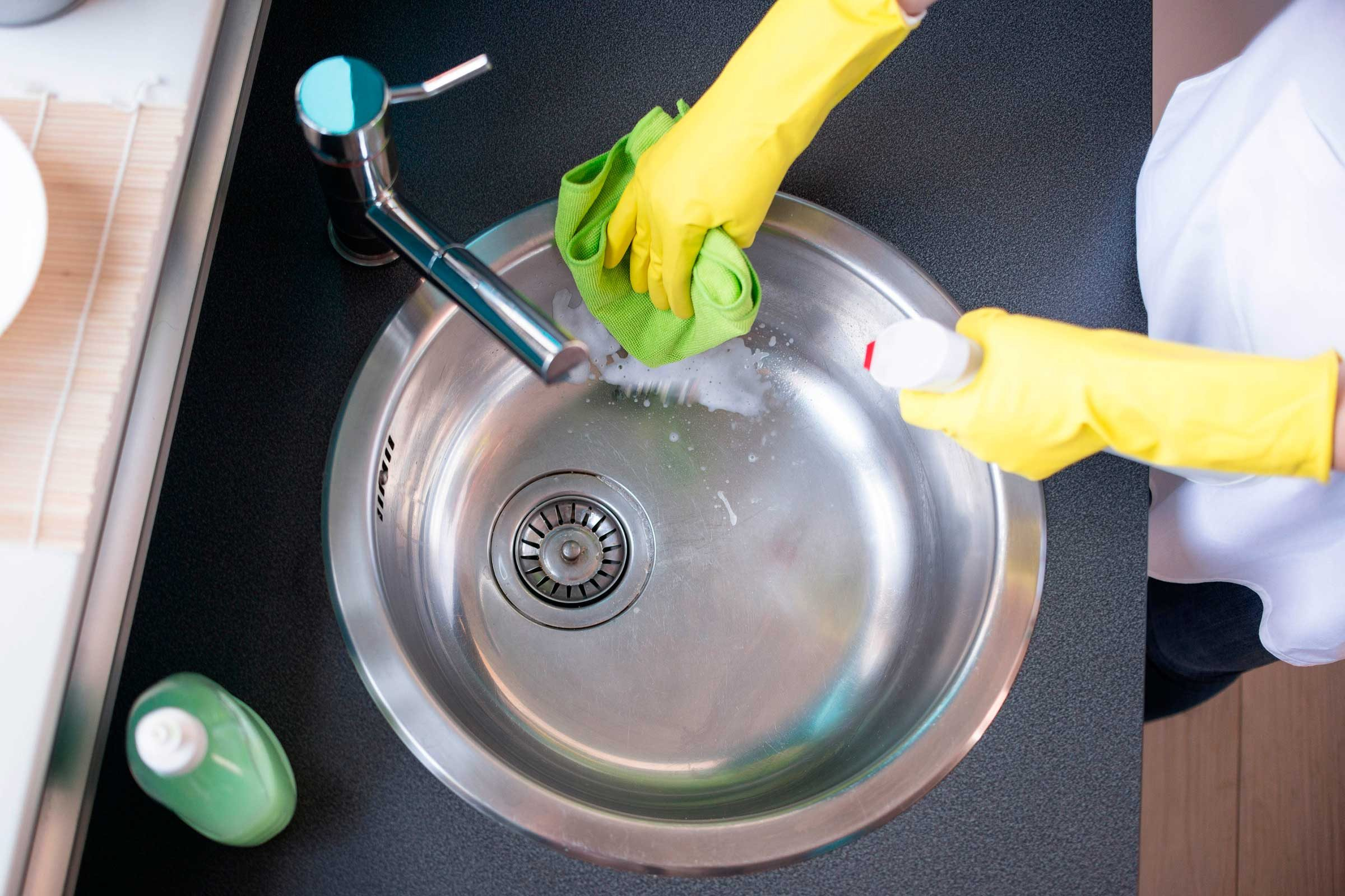 5 nettoyants miracles avec du bicarbonate de soude et du vinaigre