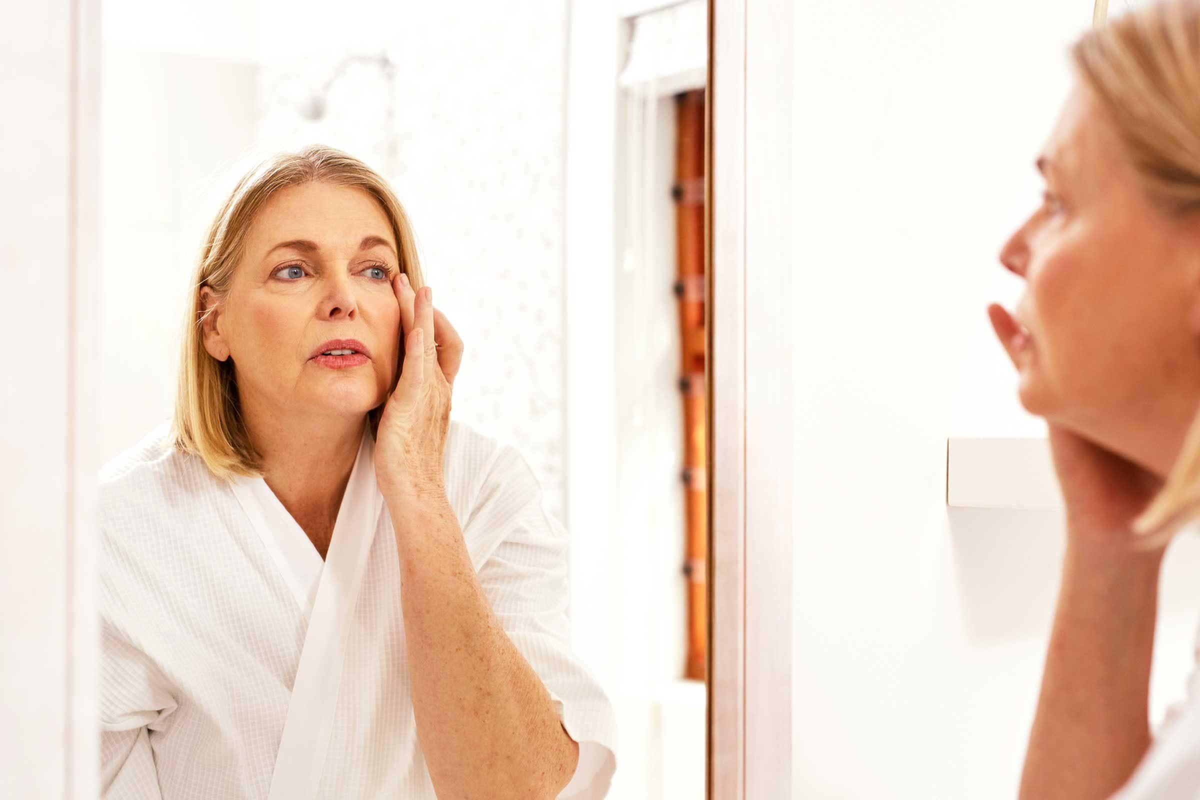Les hormones peuvent cause de l'acné.