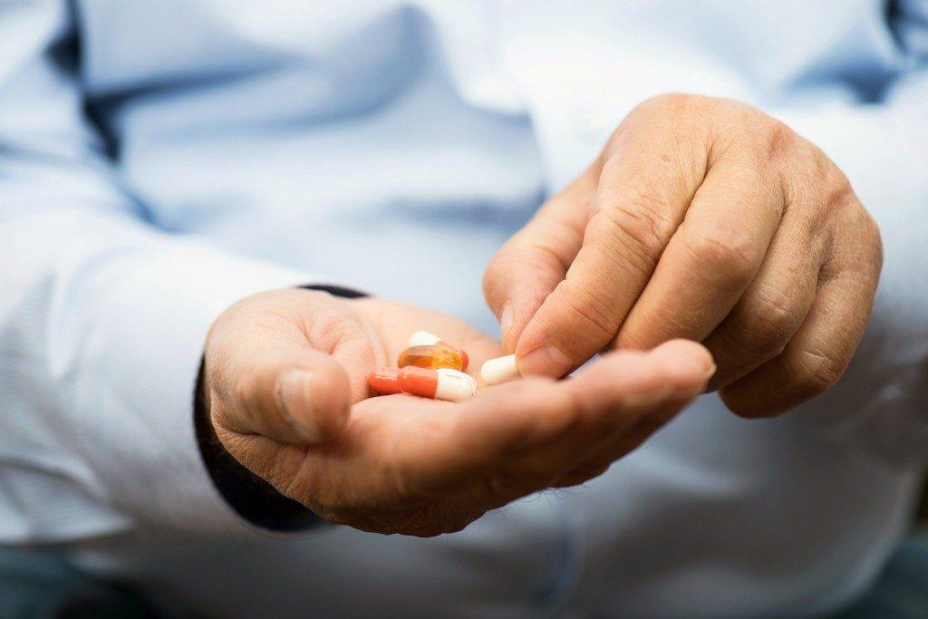 Les aphrodisiaques naturels les plus efficaces: l'arrêt de certains médicaments.